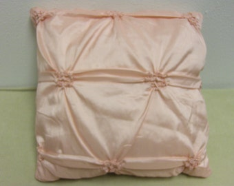 Pillow Pink Taffeta