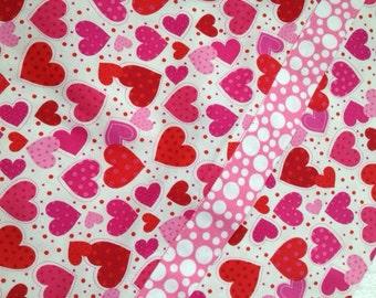 Standard Pillowcase - Hearts