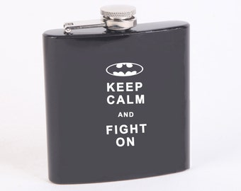 Batman Flask batman gifts for men batman collectables junior groomsmen gifts best man gift ideas unique bridesmaid gifts grooms gifts F01