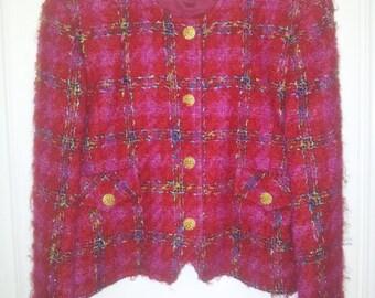 Pretty jacket sewing