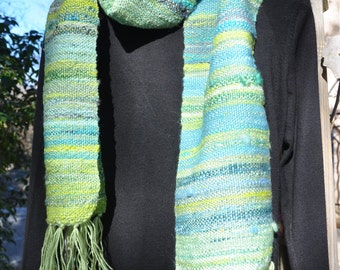 """Scarf """"and it is more beautiful"""""""