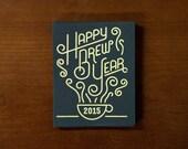 Happy Brew Year 2015