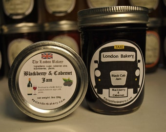 Blackberry & Cabernet Jam