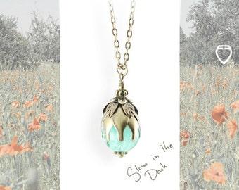ELMA Magic-Light necklace *glow in the dark*