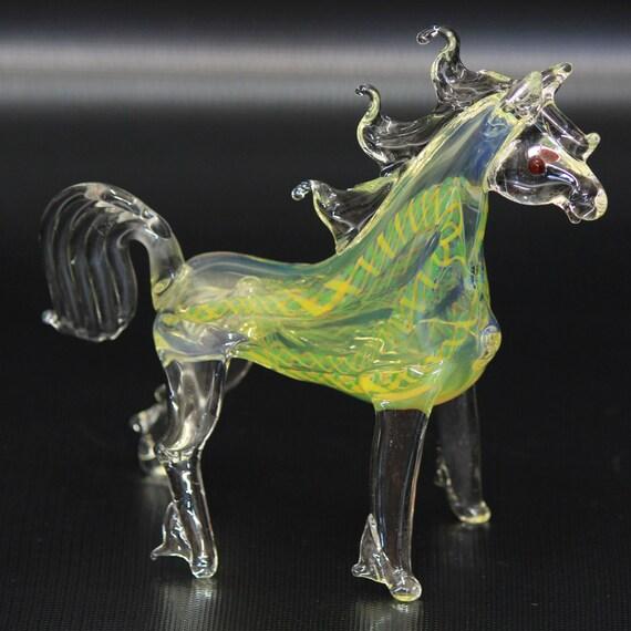 handmade tobacco glass smoking pipe animal by glassworkstore