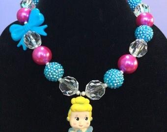 Princess Cinderella Necklace
