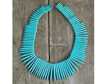 Turquoise Graduated Daggers