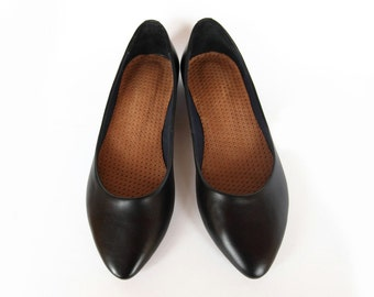 Ballet flats - Women's Handmade Leather Shoes