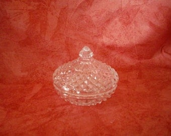 Bonbonniere crystal of Arques
