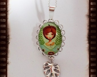magical fairy necklace