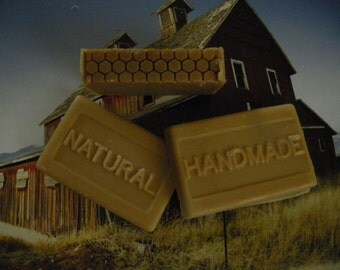 Acne Soap bar homemade/handmade goat milk & honey natural soap