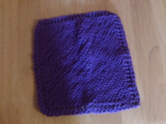 Knitted Dishcloth Patterns States : Knitted Dishcloths by CEcreativehands on Etsy