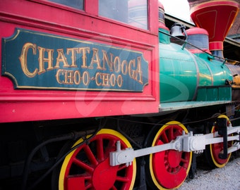Chattanooga Choo Choo Train