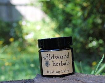 Healing Balm - Herbal Salve. Organic & Vegan.