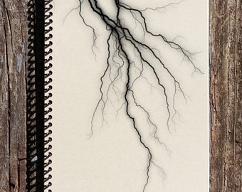 Lightening Journal - Lightening Notebook