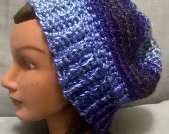 Crochet Hat and Scarf_Moonshadows