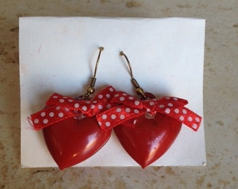 Heart Jingle Earrings