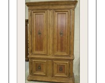 Bernhardt Large 4 Door Armoire