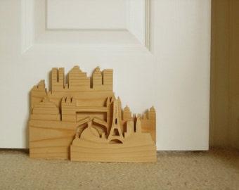 Door Stop / Decoration - World Cities Design