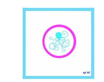"Alphabet Series Poster Print Letter: ""O"""