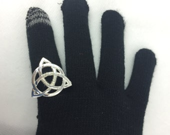 Celtic Knot Gloves