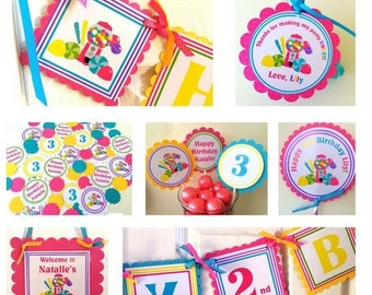 Candy Shoppe Party Package