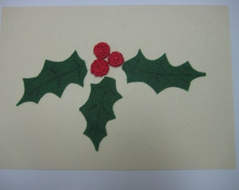 Mistletoe christmas card! EGST
