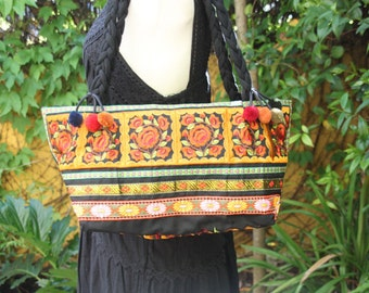 embroided bag