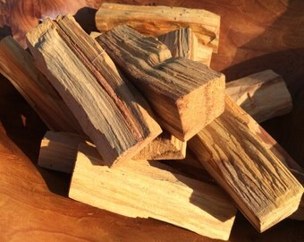 Mega Palo Santo, Holy Wood, Incense, Smudge, Sacred Smoke, Shaman, Ceremonies, Altar Space