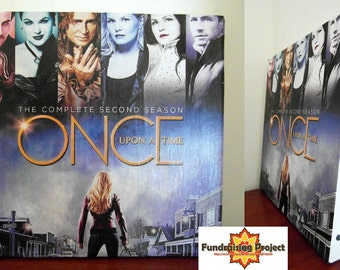 CANVAS Once Upon A Time _ season 2