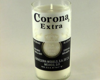 Awesome Corona Beer bottle BBQ garden Candle