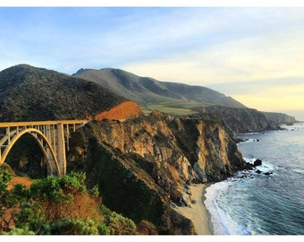 Bixby Bridge, 2015