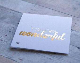 Inspirational Card Set- folded design