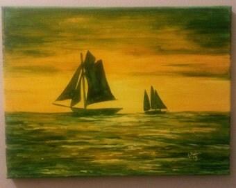 Verdant Sails
