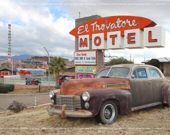 El Trovatore Motel - Kingman, AZ 2015