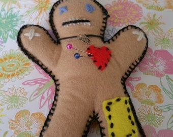 Mini Poppet doll for all your wishes !