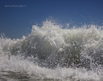 Breaking Waves East to West Gallery Fine Art Photography