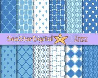 Blue pattern,digital blue paper,blue printable paper,blue,background blue,paper blue printable,blue paper scrapbook.