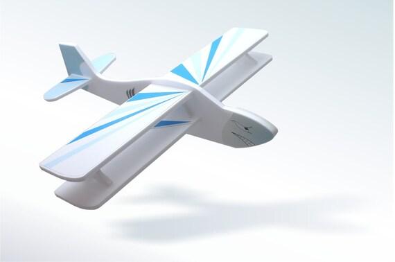 Airplane toy, Handmade airplane, Airplane puzzle, Aircraft, Airplane shark, Handmade airplane, Gliders styrofoam, Childrens plane