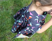 Dress Iris for little girls - Personnalize your own - 2-8 years