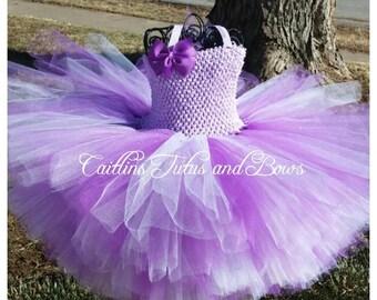 Purple Tutu dress, tutu dress, purple tutu, purple dress, birthday tutu, birthday tutu dress, flower girl tutu, pageant tutu dress