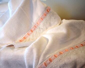 Cotton towels!Towel set !