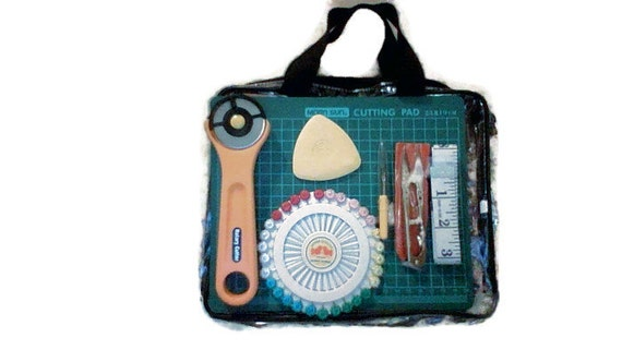 Quilting And Sewing Notions Kit 45mm Rotary Cutter Mat By