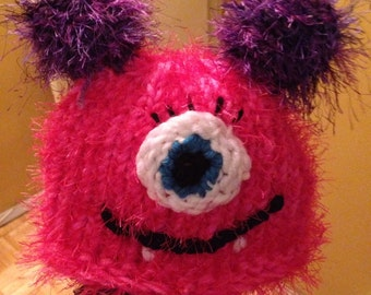One Eye Pink Monster