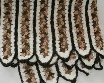 Taste of Fall lap rug
