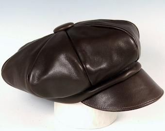 Apple Cap - dark brown