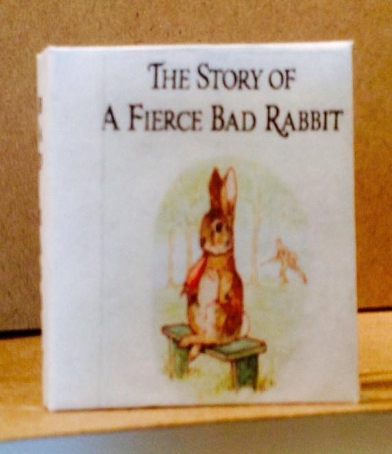 the story of a fierce bad rabbit pdf