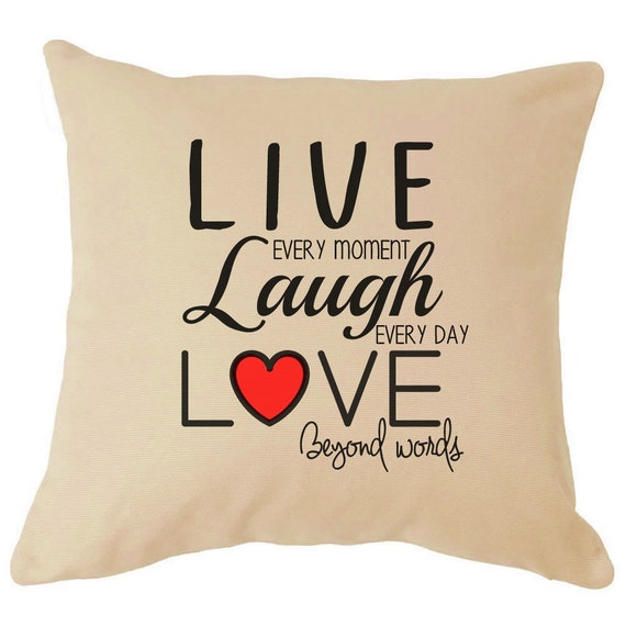 Live Laugh Love Family Inspirational Quote By