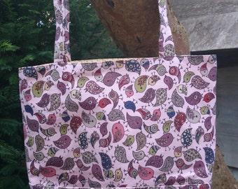 Funky Birds Tote Bag