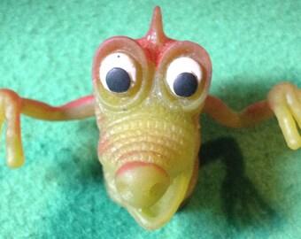 Vintage 1970's Finger Uglies Monster